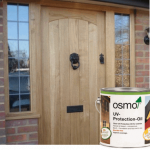 The best oil for my Oak front door