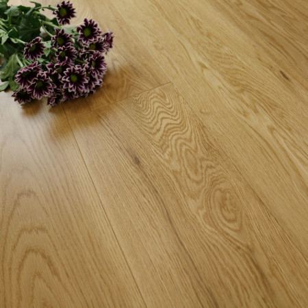 Matt Lacquered Oak floor