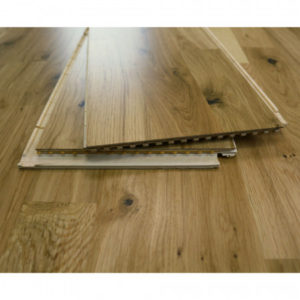 New Engineered Oak Flooring: 3-Strip