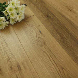 New Engineered Oak Flooring: Brown