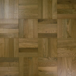 Basket Weave Hardwood Flooring
